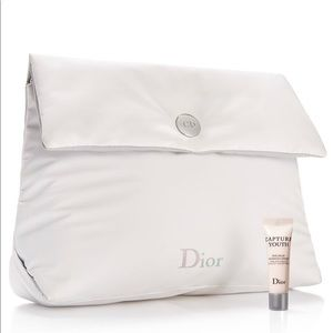 Handbags - Dior beauty set new with soft case